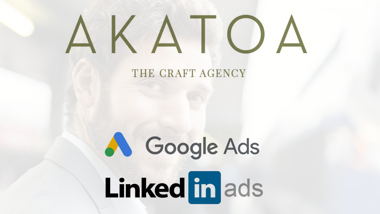 AKATOA  Google ADS Linkedin ADS